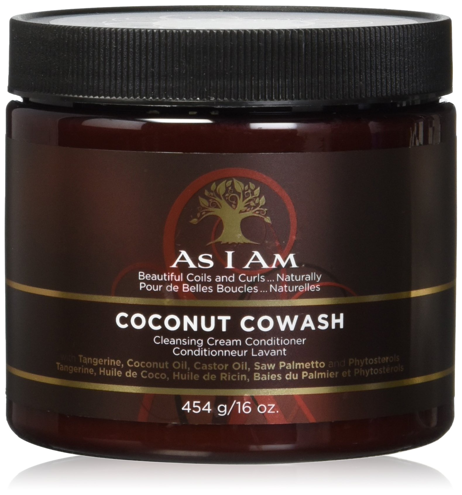 As I Am Coconut Cowash Cleansing Conditioner (Pack of 2) by As I Am