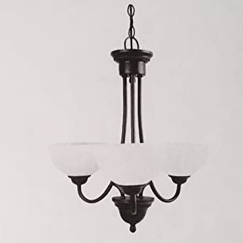 Symphony 9 Light Oil Rubbed Bronze Chandelier