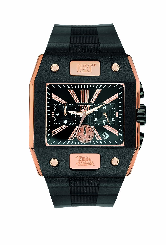 CATERPILLAR Reloj de Cuarzo Unisex N4.193.21.129 43 mm: Amazon.es: Relojes