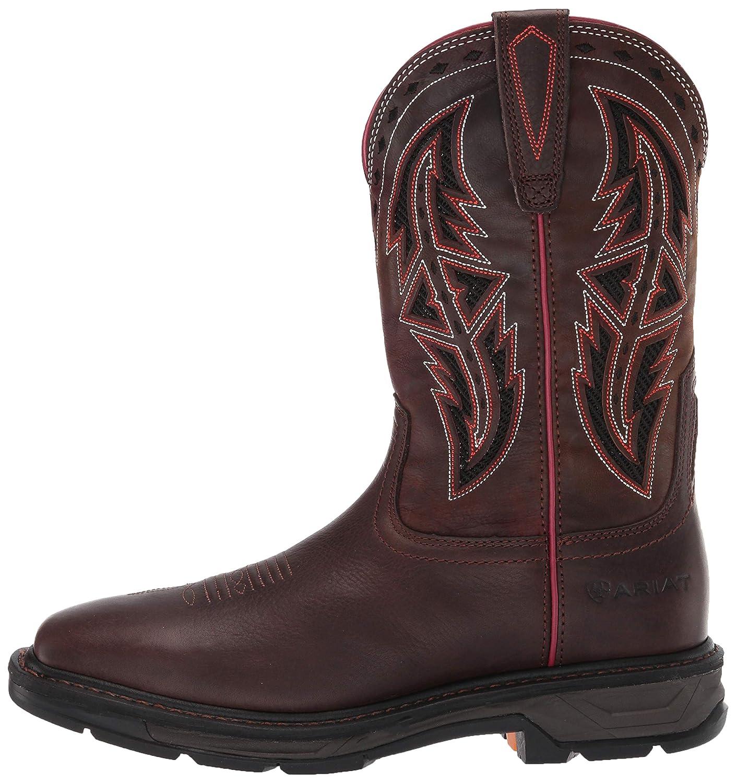 1776758891b Amazon.com | ARIAT Men's Workhog Xt Venttek Spear Work Boot ...