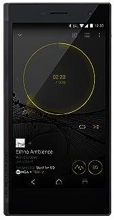 ONKYO デジタルオーディオプレイヤー GRANBEAT/SIMフリースマートフォン機能付き/ハイレゾ対応/Twin DAC/Android 6.0/4G LTE・3G/デュアル nano SIM/ DP-CMX1(B)