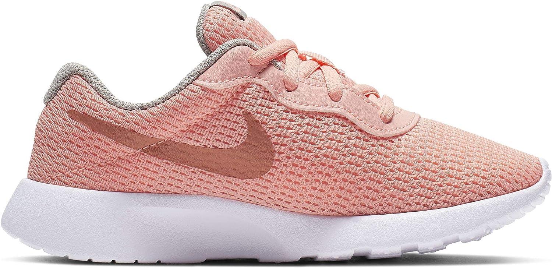 NIKE Older Kids' Tanjun Sneakers, Pink