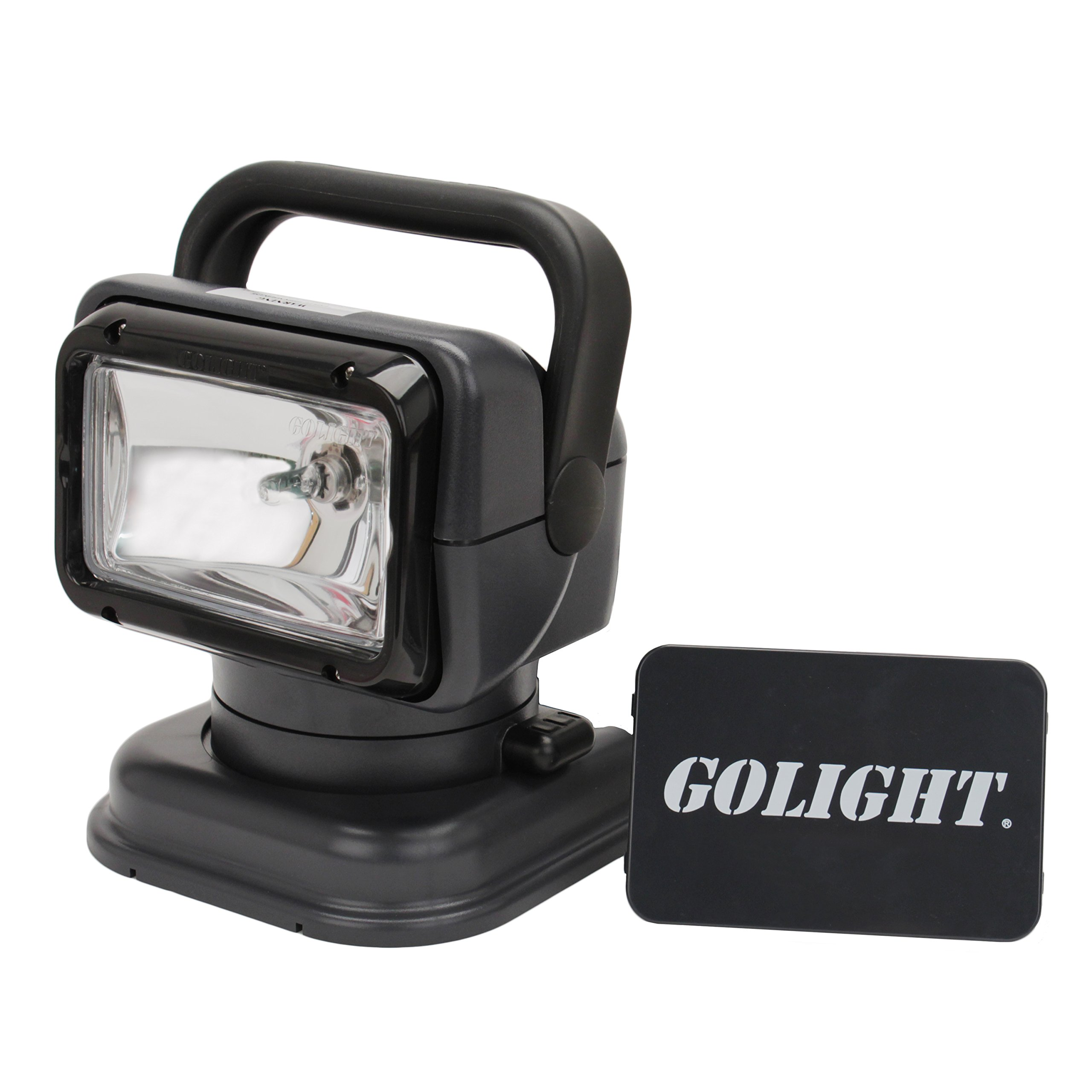 GoLight Portable with Wired Remote Charcoal