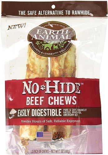 Earth Animal No-Hide Beef Chews, 7 Each