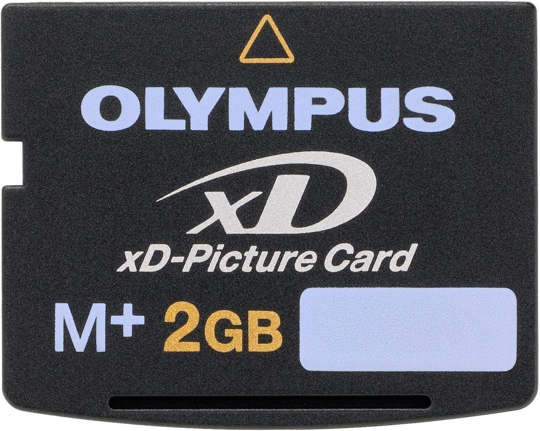 Tipo de tarjeta de imagen Fujifilm XD 2GB M Original Nuevo Envío Gratis Con Estuche