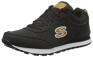 Damen Schuhe Skechers Damen Og 82 Smooth Moovez Sneakers