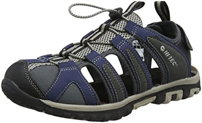4c5f4e38ff8a Hi-Tec Men s Cove Breeze Hiking Sandals  Amazon.co.uk  Shoes   Bags