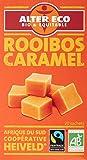 Alter Eco Thé Blanc Rooibos Caramel Bio et Équitable 20 infusettes - Lot de 4