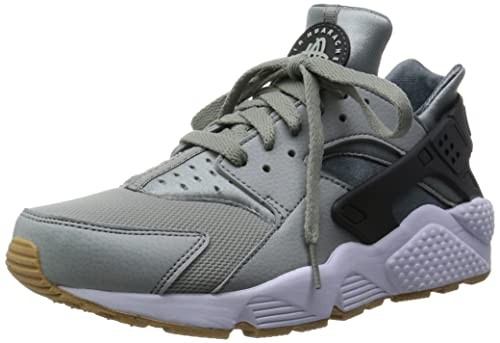 the latest 52257 94309 Nike Men s Air Huarache Shark Anthracite Hasta White Running Shoe 10 Men US