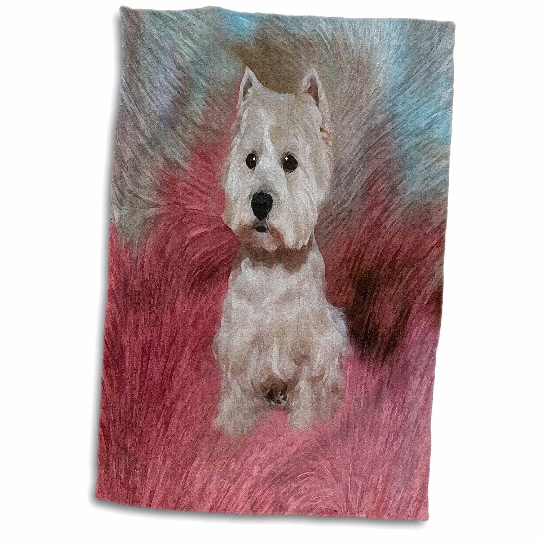 Amazon.com: 3dRose Perros West Highland Terrier – Westie ...