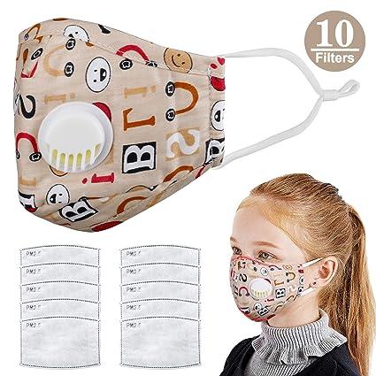 maschera per inquinamento
