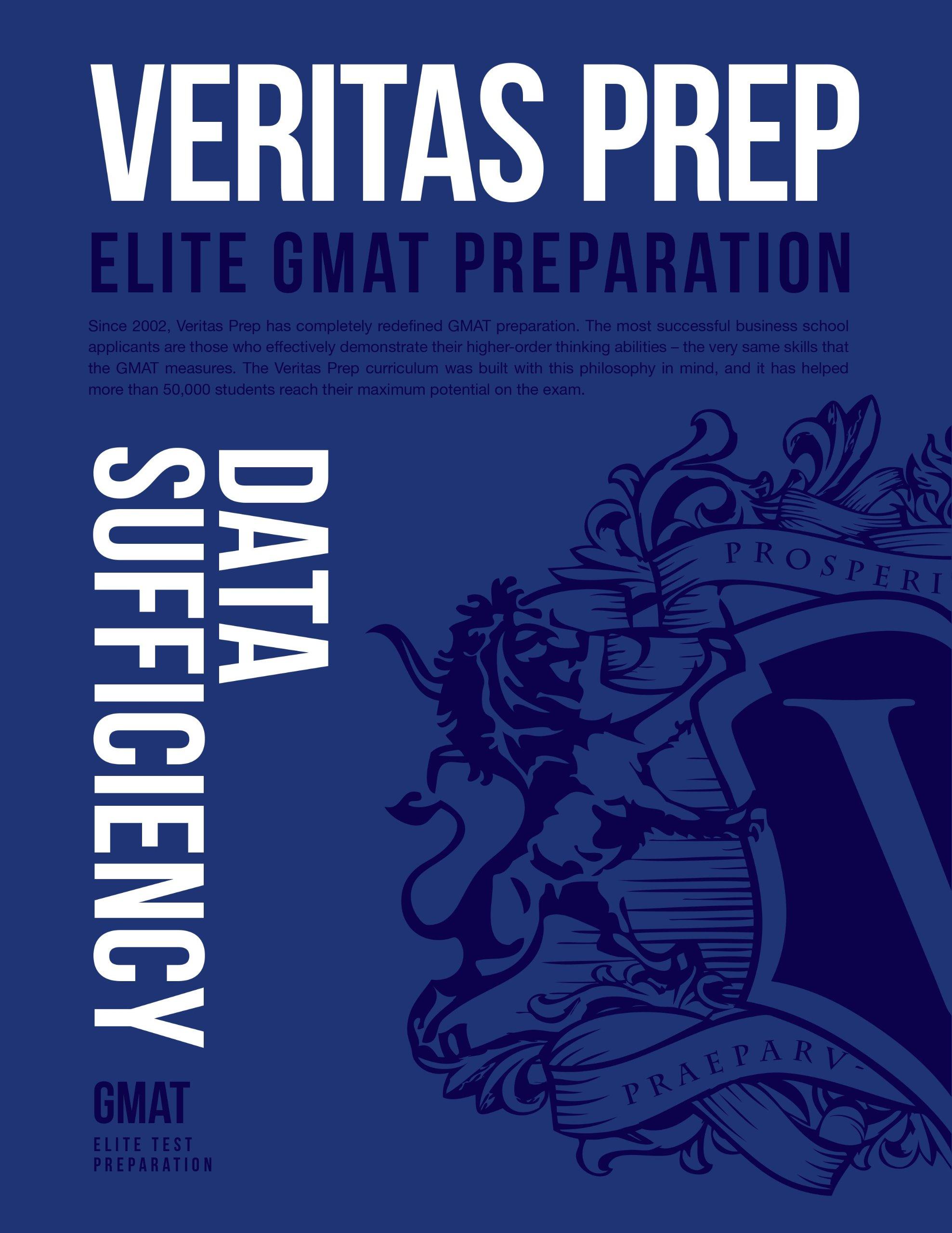 Veritas Prep Data Sufficiency: Veritas Prep: 9781936240333: Amazon.com:  Books