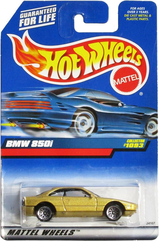 Toys Hobbies 1991 Hot Wheels Mainline Bmw 850i Blue Card Gold Ultra Hot Wheels 255 Weertmediagroep
