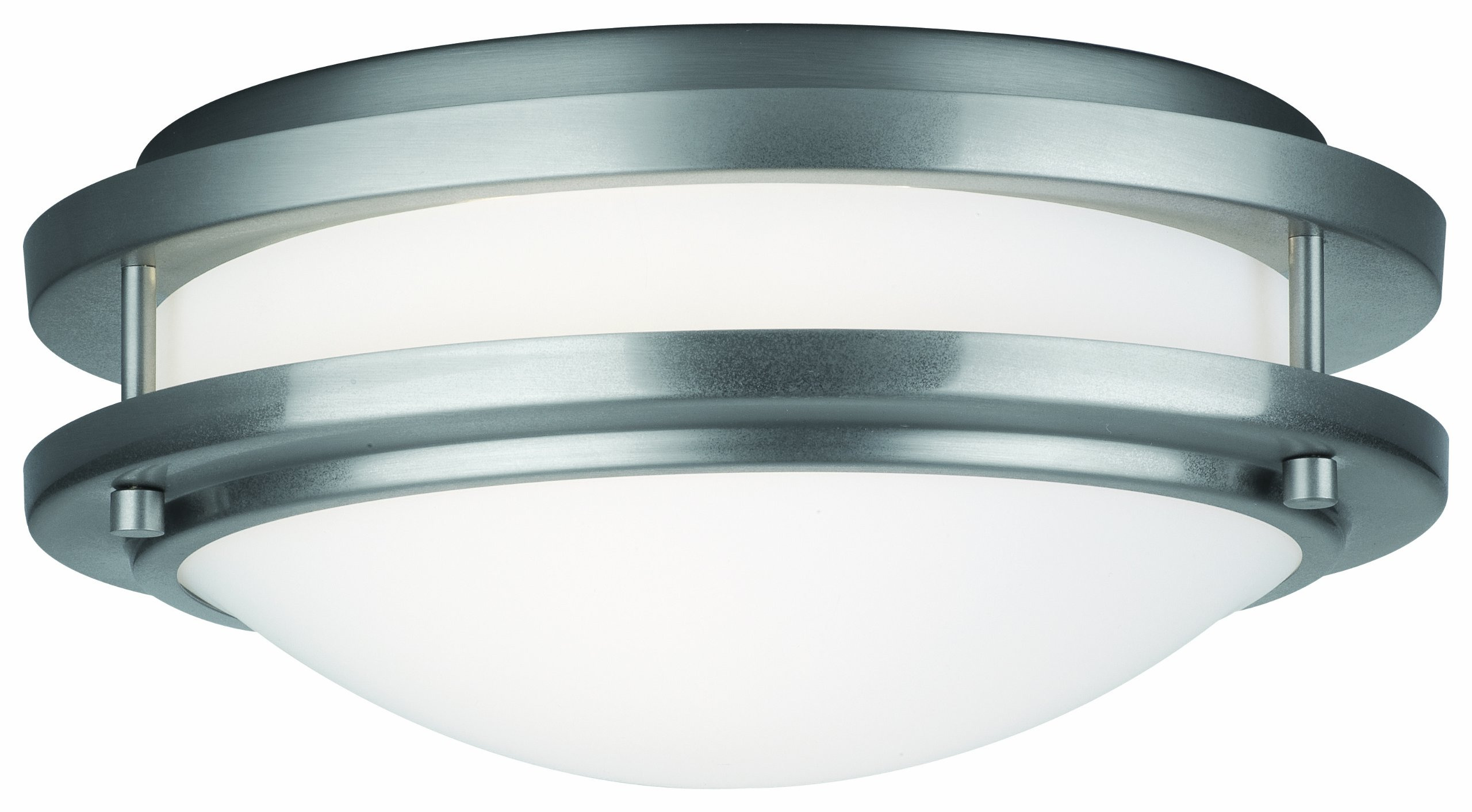 Philips Forecast F245536U Cambridge Ceiling Light, Satin Nickel