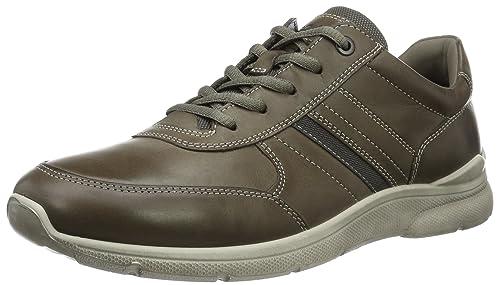 4d0f1056c0c6 ECCO Men s Irving Sneakers  Amazon.co.uk  Shoes   Bags