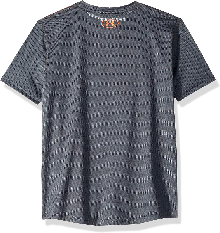 Under Armour Boys Raid Short Sleeve T-Shirt