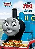 Thomas' Sticker Express (Thomas & Friends) (Thomas the Tank Engine Sticker Books)
