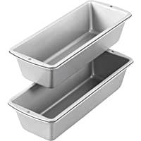 Wilton 2105-995 Recipe Right 2 Piece Long Loaf Pan Set