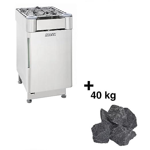 Harvia Senator - Horno Combi 9,0 kW elektroofen T9 C bioofen Sauna ...
