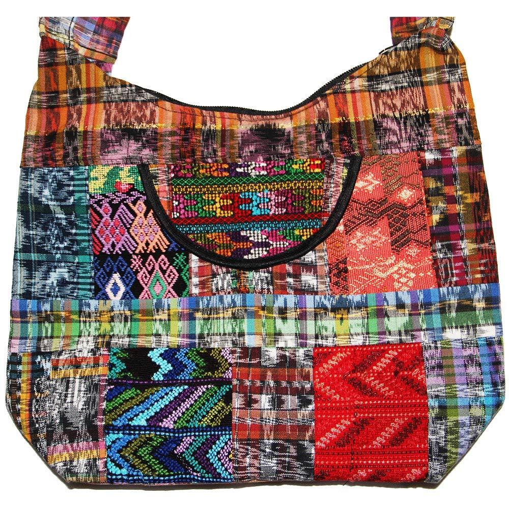 Hippie Purse Sling Hobo Crossbody Messanger Medium Bag for Women