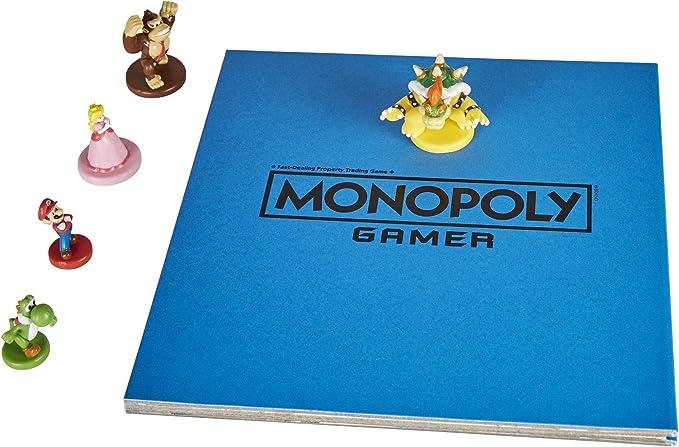 Hasbro Gaming – Monopoly Gamer: Amazon.es: Juguetes y juegos