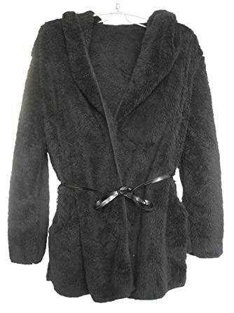 Vedem Women's Long Sleeve Hooded Fleece Cardigan Jacket Coat ...