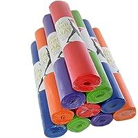 Hello Fit - Budget-Friendly Yoga Mats - Economical 10-Pack - Non-Slip - Moisture Resistant - Non-Toxic - Durable