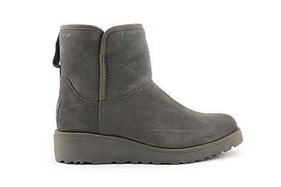 0c705bb2e32 UGG W Kristin Grey Ankle Grey Size: 6: Amazon.co.uk: Shoes & Bags