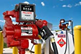 Fill-Rite FR311VLB 115/230V 132 LPM Fuel Transfer