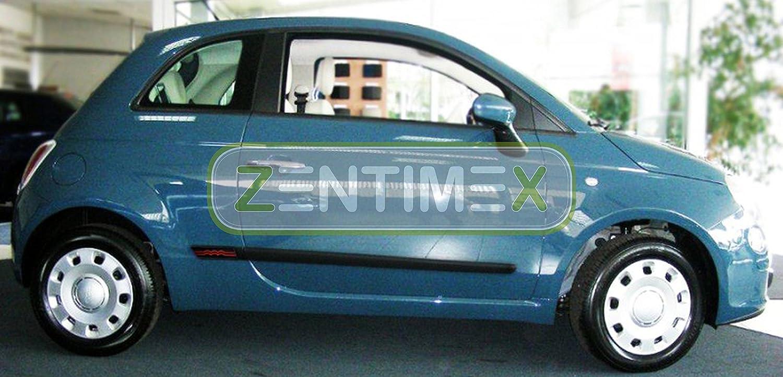 Interiormate Z739091 Schutzleisten fahrzeugspezifisch Kunststoff Fahrer- und Beifahrerseite Fiat