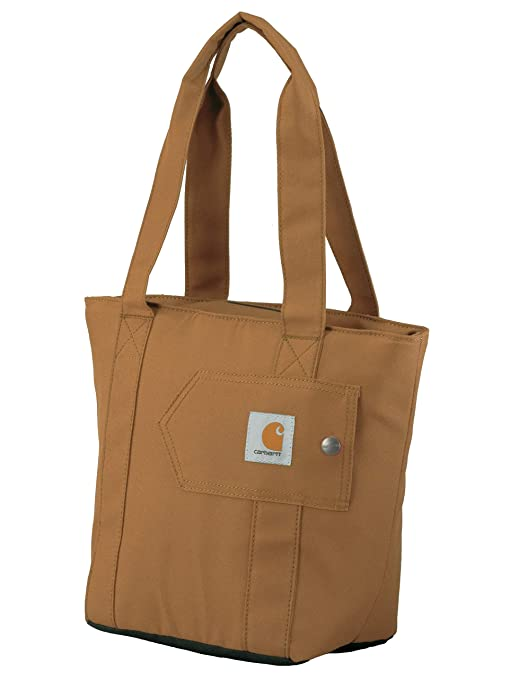 Amazon.com  Carhartt Women s Insulated Lunch Cooler Tote Bag ... 6a68dd1bf