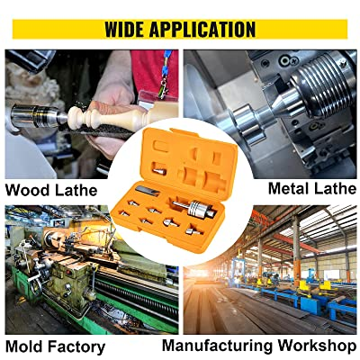 Power Tool Parts & Accessories Power & Hand Tools MT3 Metal Lathe ...