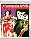 Blood Mania / Point of Terror (Limited Edition) [Blu-ray/DVD Combo]