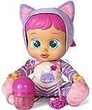 IMC Toys Bebes llorones lágrimas Katie 25 cm, (Innovación 95939)