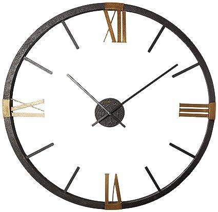 Amazon Com Howard Miller Prospect Park Clock Home Kitchen