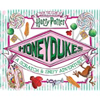 Harry Potter: Honeydukes A Scratch & Sniff Adventure
