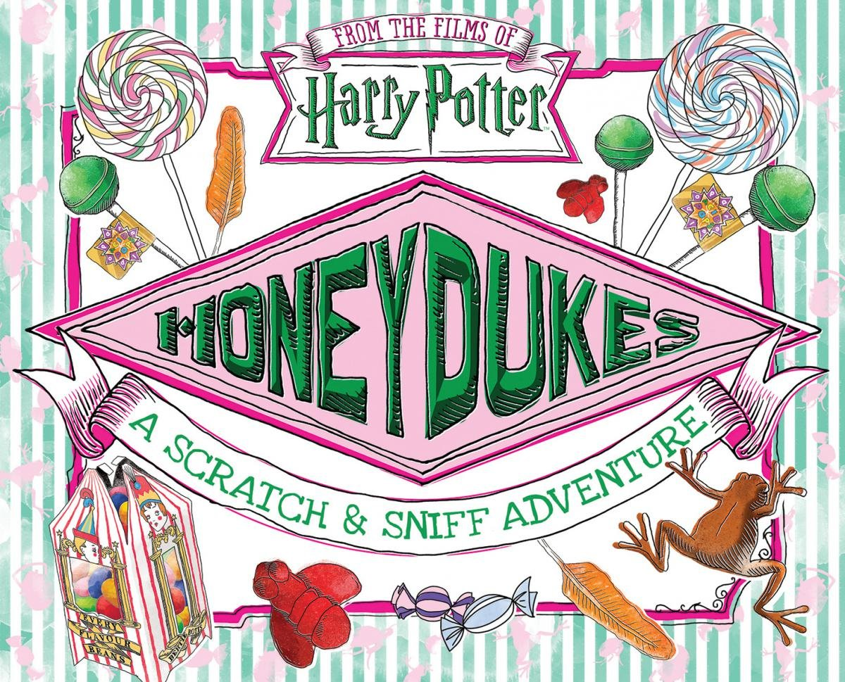 Honeydukes: A Scratch & Sniff Adventure (Harry Potter)