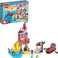 LEGO Disney Princess Castillo en la Costa de Ariel