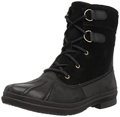 UGG Women's Azaria Winter Boot, Black, ...