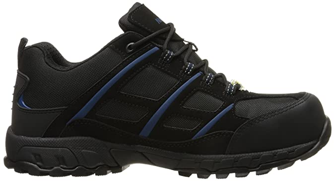 Amazon.com | Nautilus 1737 Nano Carbon Fiber Safety-Toe Lightweight ESD Safety Shoe | Shoes