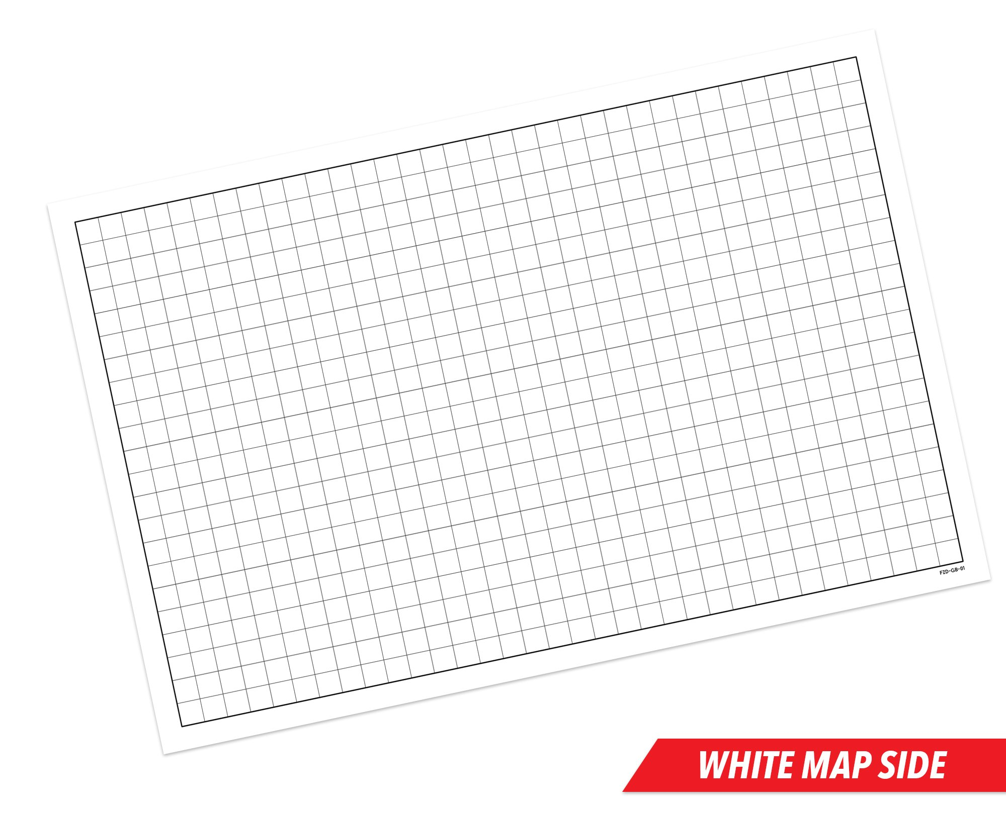RPG Battle Game Mat - Dry Erase Double sided 36