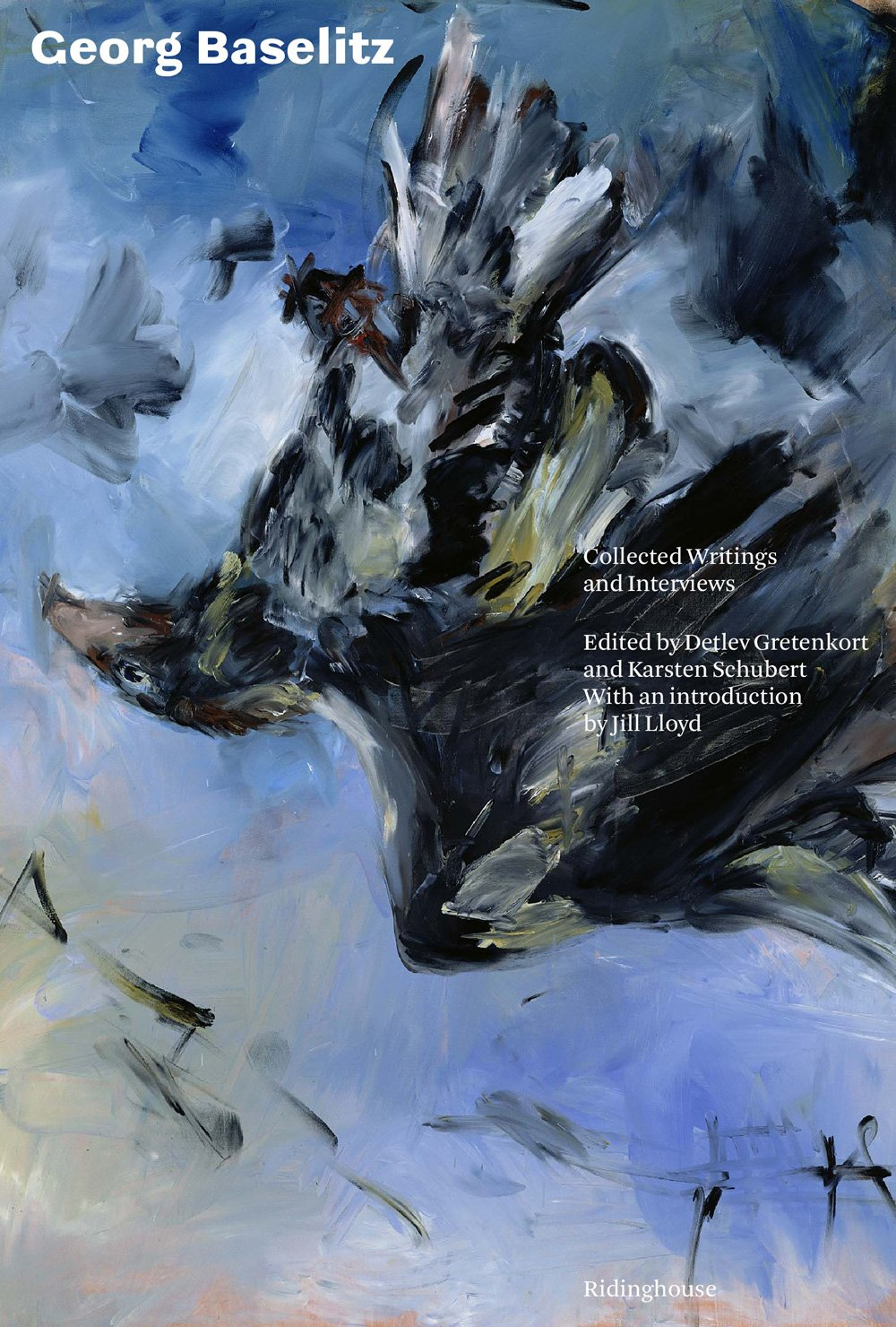 Download Georg Baselitz: Collected Writings and Interviews pdf