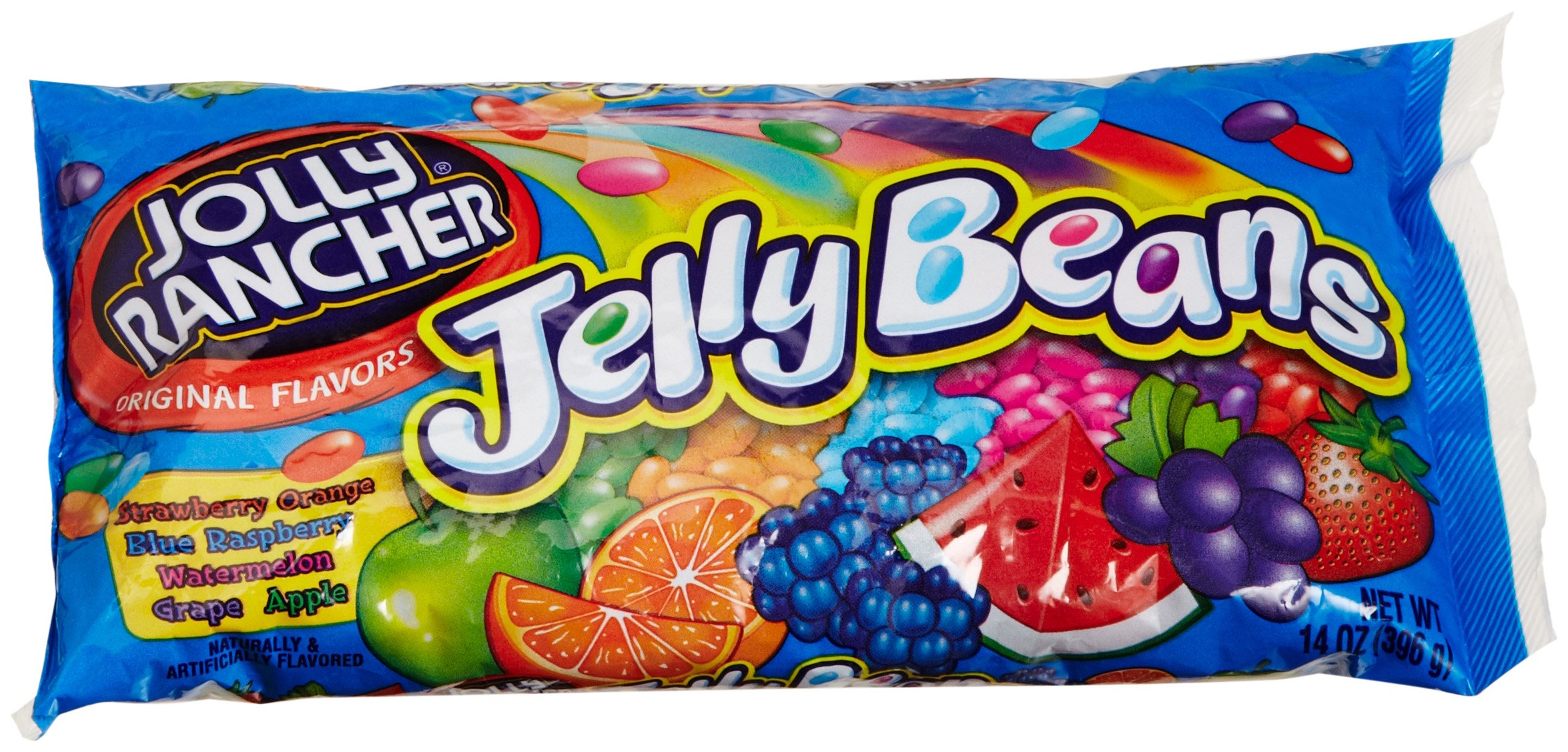 JOLLY RANCHER Jelly Bean Candy, Original, 14 Ounce (Pack of 12) by Jolly Rancher (Image #2)