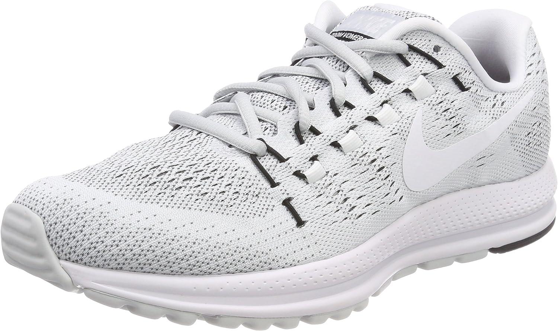 Nike Air Zoom Vomero 12 TB, Zapatillas de Running para Hombre, Plateado (Platino Pursho/Blanco/Negro 002), 44.5 EU: Amazon.es: Zapatos y complementos