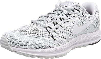 Nike Air Zoom Vomero 12 TB, Zapatillas de Running para Hombre, Plateado (Platino Pursho/Blanco/Negro 002), 42.5 EU: Amazon.es: Zapatos y complementos