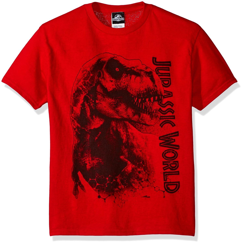 JURASSIC WORLD Boys Da Man Graphic T-Shirt Fifth Sun JWOR0026-40001001