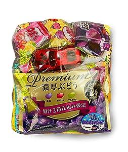 kasugai gummy candy 9 types assortment including original toy car