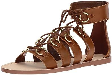 Nine West Damens's Sandale Tayah Leder Gladiator Sandale Damens's   Sandales 55376d