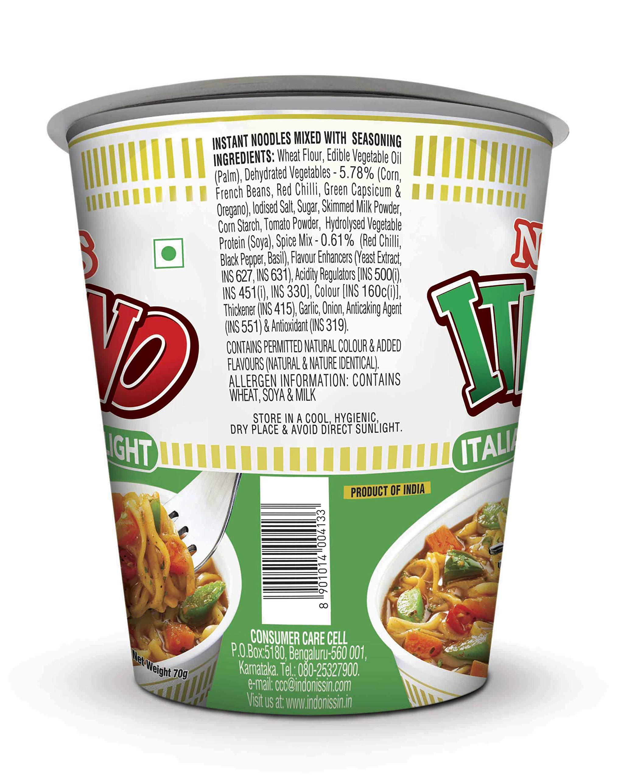 vari stili vendita a buon mercato usa cerca l'autorizzazione Cup Noodles Italiano, 70g - Buy Online in India. | cup noodles ...