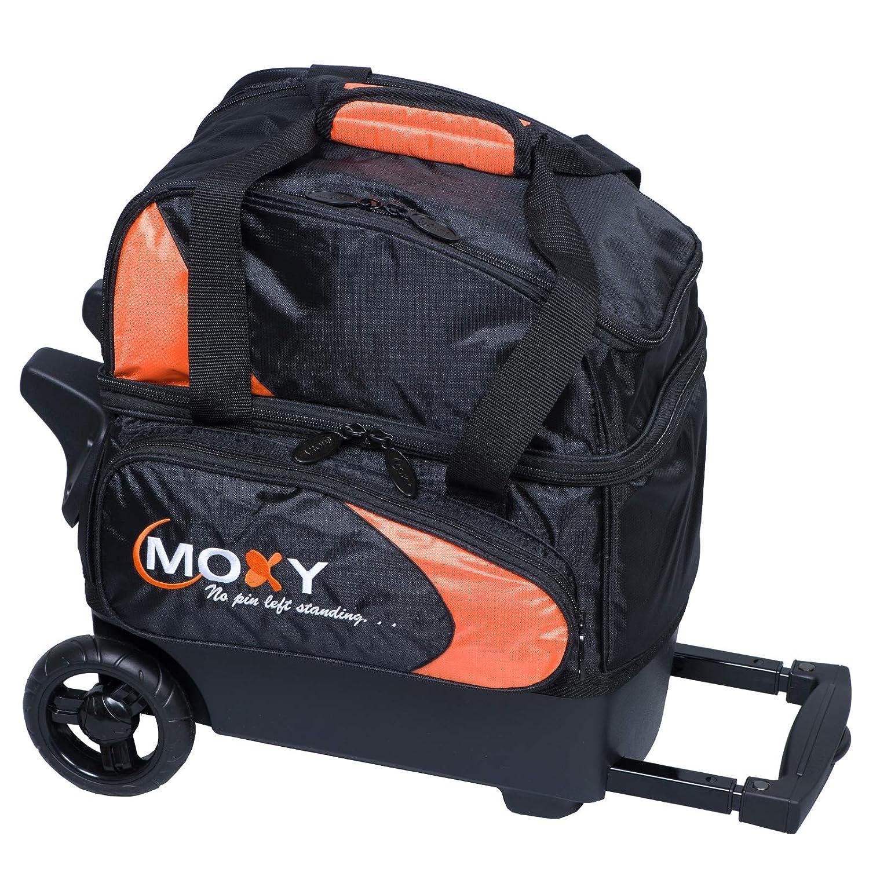 【コンビニ受取対応商品】 Moxy Singleデラックスローラーボーリングバッグ B00TGV4T56 オレンジ/ブラック B00TGV4T56 オレンジ Moxy/ブラック, ミヨシマチ:e72b4323 --- fenixevent.ee